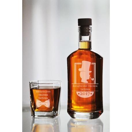 """Karafka do whisky: """"Świąteczny trunek tatusia"""""""