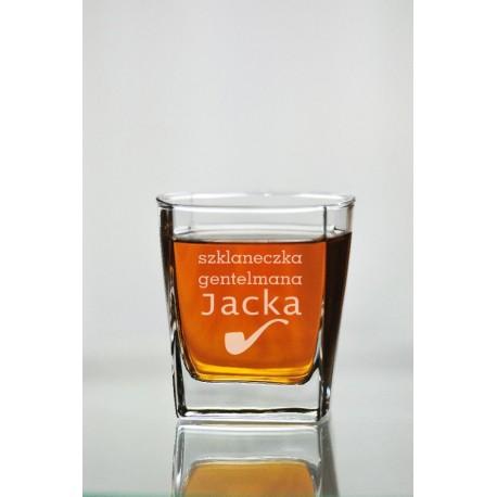 Szklanka do whisky personalizowana