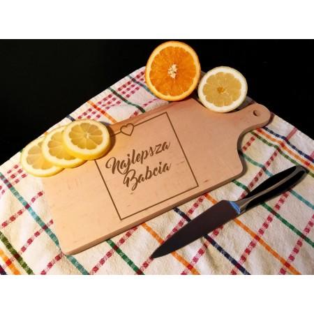 Deska kuchenna - Najlepsza babcia