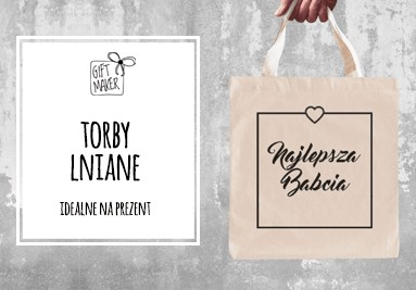 Torby lniane
